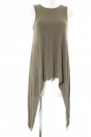 Camicia lunga cachi stile casual