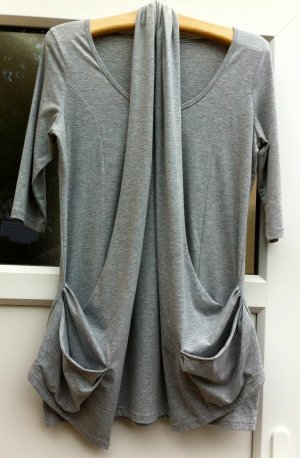 Longshirt mit 3/4 Arm