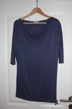 Longshirt mit 3/4-Arm, Wasserfallausschnitt, Esprit Gr.XS