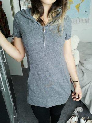 active Long Shirt grey