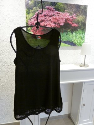 Betty Barclay Camisa larga negro