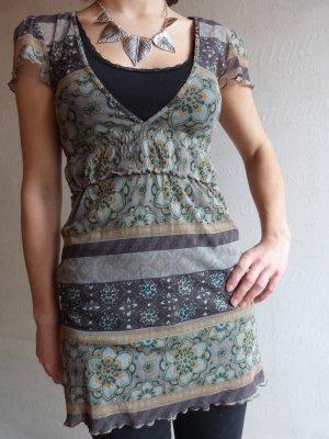 Longshirt mit tollem Muster Vero Moda