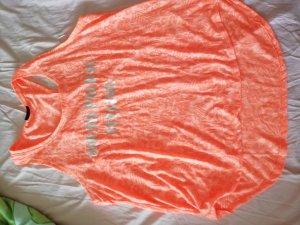 Longshirt Neon Aprico