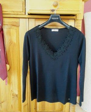 AJC Longsleeve black cotton