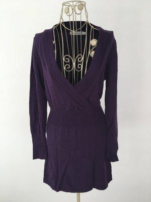 Longshirt /Pullover in lila