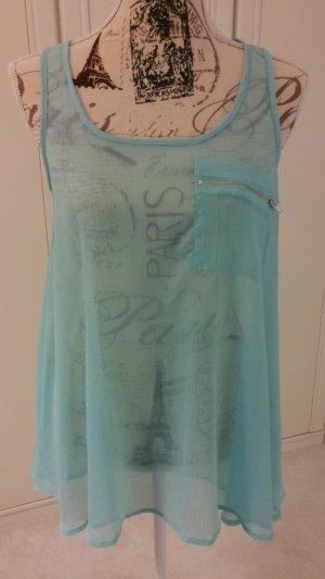 Longshirt transparent