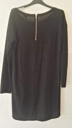 Longshirt Tunika schwarz