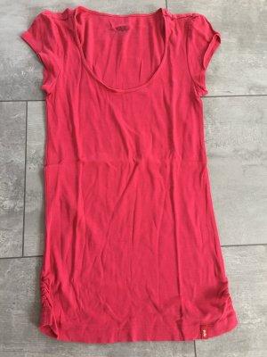 Longshirt von Esprit / edc in einem schönen Coralle/Pink