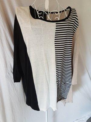 H&M Camisa larga multicolor