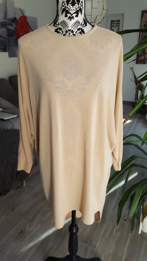 New Look Oversized Shirt sand brown-light brown