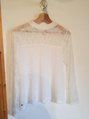 edc by Esprit Long Shirt white