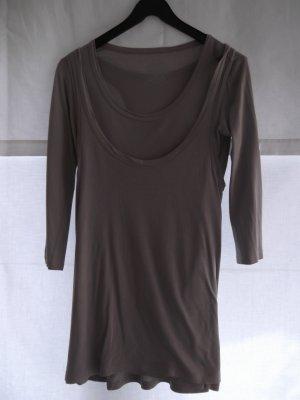 Camisa larga multicolor Algodón