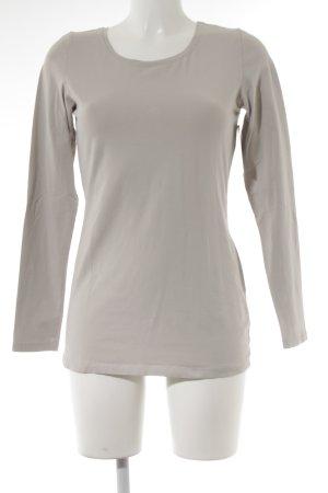 Longsleeve beige Casual-Look