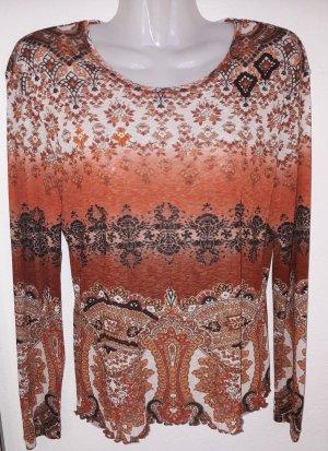 Longsleeve Bluse Netzshirt