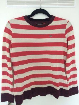 Longsleeve dünner Pulli Shirt piquet Lacoste