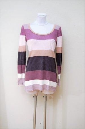 Longsleeve / Feinstrick-Shirt