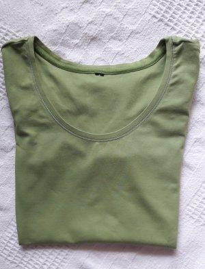 Longsleeve in grün