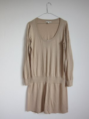 Banana Republic Heritage  Sweater Dress gold-colored