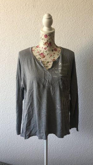 Longsleeve Langarmshirt Made in Italy