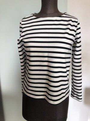 Longsleeve Pullover Gr 38 M von H&M , gestreift