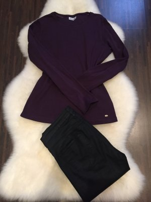 Longsleeve Street One in Violette