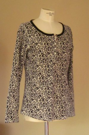 "Longsleeve von ""Maison Scotch"", leoprint"