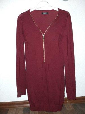 Colloseum Sweater Dress carmine-bordeaux