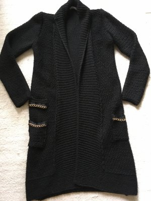 Hallhuber Donna Knitted Coat black