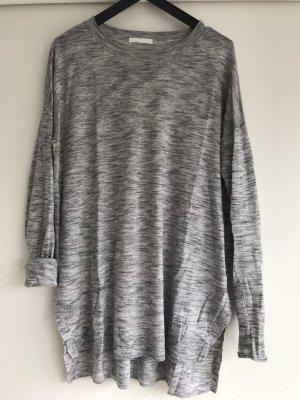 H&M Long Sweater light grey