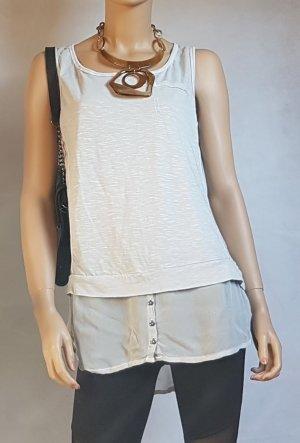Cecil Shirt Tunic light grey