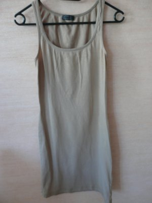 Longtop in beige von Only