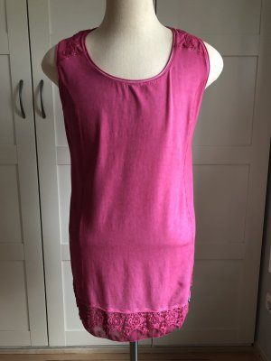 Tredy Long Top pink