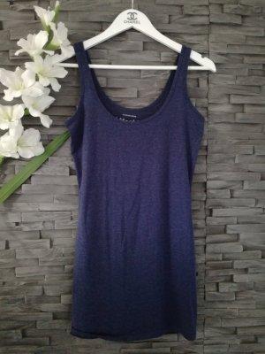 Longtop Shirt Minikleid Long Top Kleid