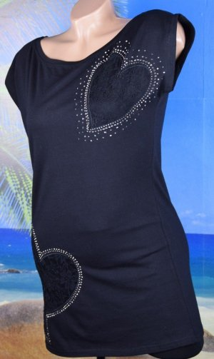 Longtop Tunika Shirt NEU 36-40 M/L