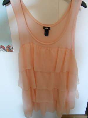 Longtop von H&M in rosa