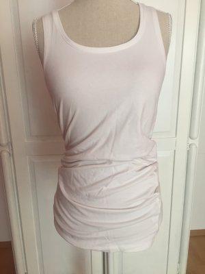 Longtop weiß Kleid Basic