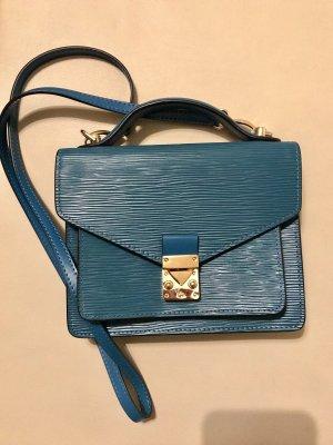 Lookalike Louis Vuitton Pochette Metis - Türkise Crossbody Bag