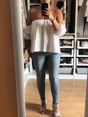 Lookbookstore Carmen Blouse white
