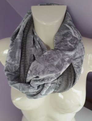 Snood silver-colored