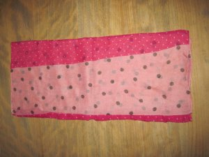 Tube Scarf light pink-pink