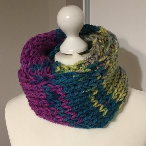 Snood multicolored