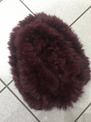 Snood bordeaux Bont