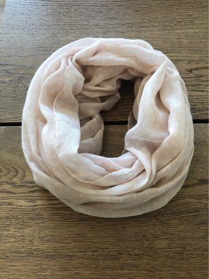 Tom Tailor Snood white-pink
