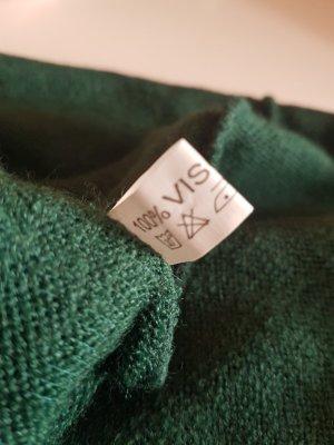 Loop-Schal in Smaragdgrün