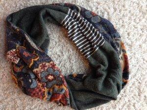 Loop Schal mit Fleece-Anteil