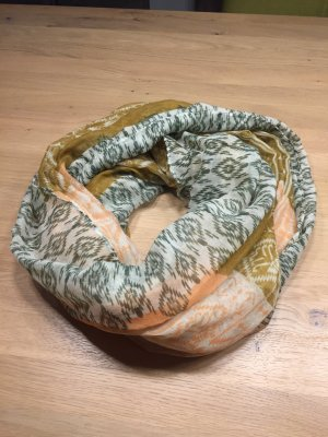 C&A Tube Scarf multicolored polyester