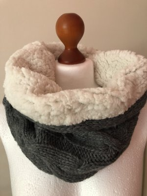 Primark Snood grey-natural white