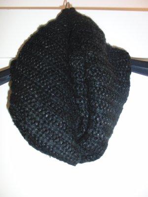 Loop-Schal von H&M - Grobstrick - schwarz