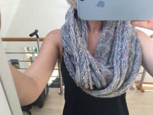 Loevenich Gebreide sjaal veelkleurig