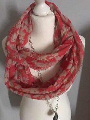 Esprit Fazzoletto da collo rosso mattone-color cammello